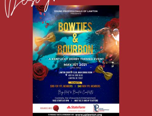Brandinc PR Sponsors YPL Bowties and Bourbon