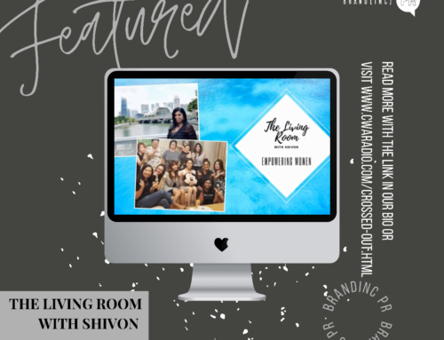 Client PR Feature — The Living Room With Shivon