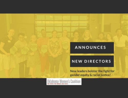 Oklahoma Women's Coalition Announces New Directors