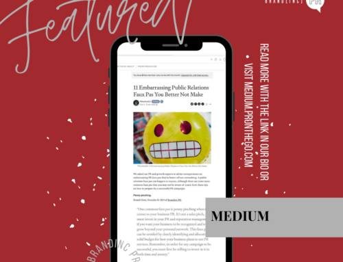 Medium/ PR On The Go 11 Embarrassing Public Relations Faux Pas