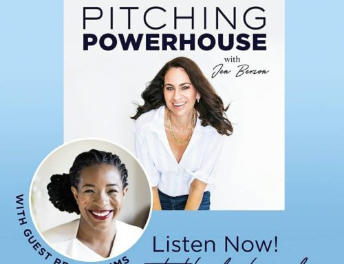 BIPR Feature – Pitching Powerhouse Interview With Jen Berson